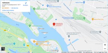Hafenküche GoogleMaps