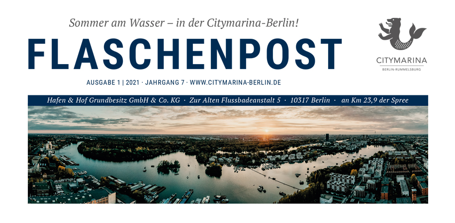Flaschenpost - News Hafen & Hof
