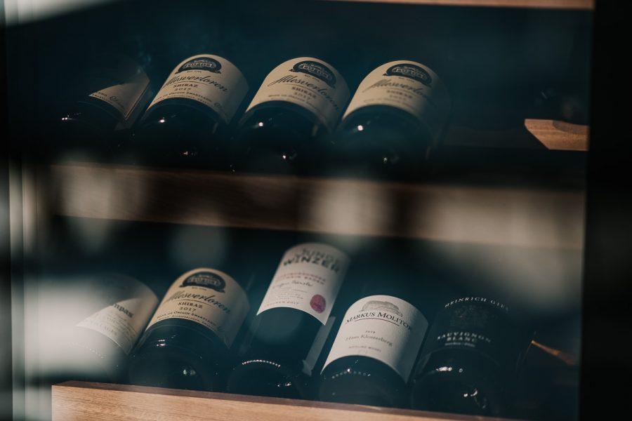 Hafenküche Wein