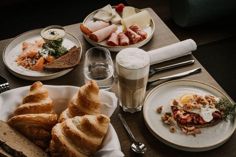 Hafenküche Frühstück